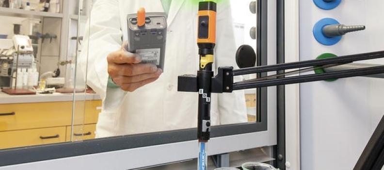 Multiparámetro  wtw con sensores inalambricos
